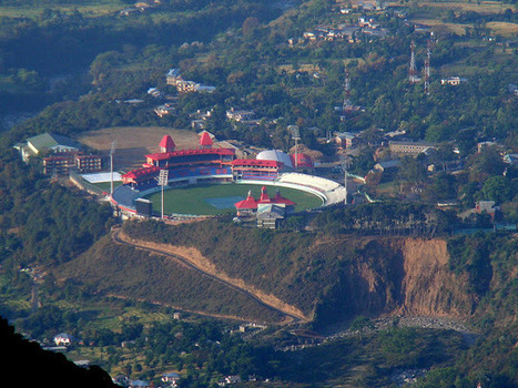 10 Most Picturesque Cricket Stadiums in the World   Sports marketing ,advertising, and brand management   Scoop.it