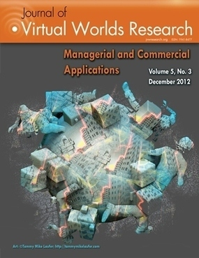 Journal of Virtual Worlds Research | LangTech for higher Ed | Scoop.it
