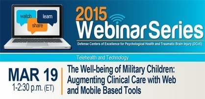 Web-based Tools Help Military Children Manage Stress | Healthy Marriage Links and Clips | Scoop.it