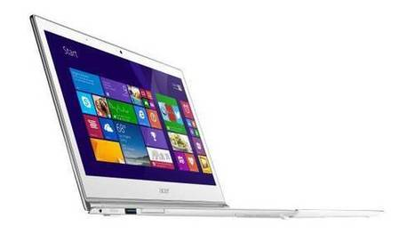 Acer Aspire S7-392-9439 Review - All Electric Review   Laptop Reviews   Scoop.it