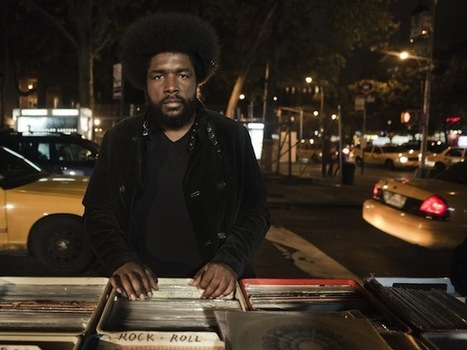 Watch Questlove of The Roots talk about buying records and vinyl ... | Onto Vinyl | Scoop.it