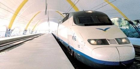 L'Espagne veut s'imposer sur le marché des trains à grande vitesse ... | les Français dans l'Espagne en crise | Scoop.it