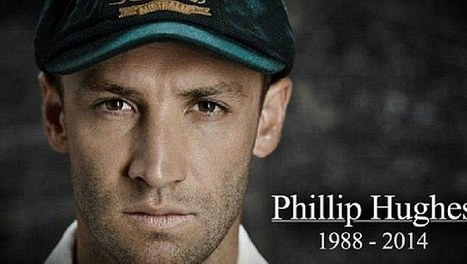Philip Hughes Funeral: Final Farewell for the Cricketer | Current Affairs | Scoop.it