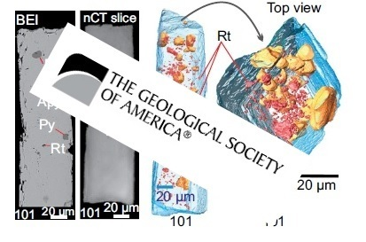 Three-dimensional textural and quantitative analyses of orogenic gold at the nanoscale | Mineralogy, Geochemistry, Mineral Surfaces & Nanogeoscience | Scoop.it