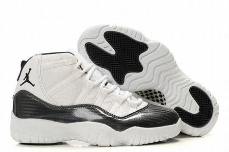 nike retro jordan air xi women shoes white black | new and share list | Scoop.it