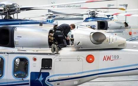 North Sea Helicopters Lose Windows Twice Within a Month - Oil and Gas News | Helicopter News | Scoop.it