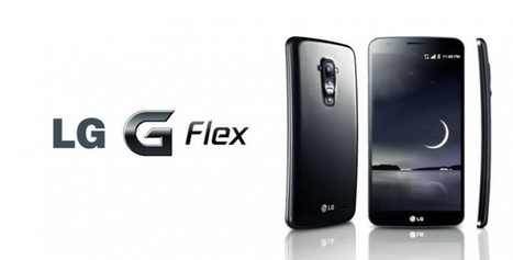 This is awesome, LG's G Flex, the curved screen smartphone now costs Rs 30,000 less - Bubblews | Mash Folder | Scoop.it