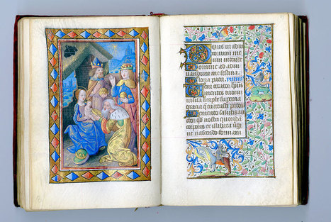 A Personal glimpse: 25 years of Les Enluminures | Library obsession | Scoop.it