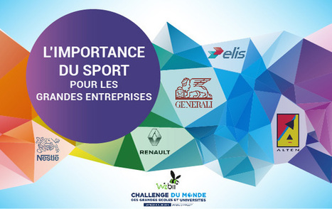 #Pratiquer un #sport : un + pour un #CV ? L'avis de 5 #entreprises #recrutement #Generali | RSE et Développement Durable | Scoop.it