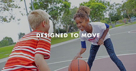 Designed to Move | Physical Education & Fitness | Scoop.it