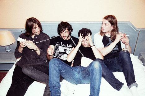 The Vaccines 'Come of Age' on Sophomore Project: Hit #1 on UK Charts | ...Music Artist Breaking News... | Scoop.it