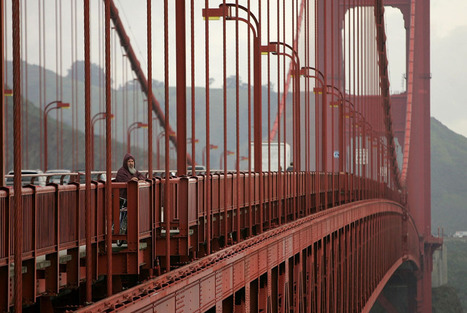 San Francisco Golden Gate Bridge | Foto dal Mondo | Scoop.it