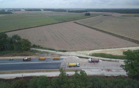Contournement de l'A4 : le maire de Bailly dégaine un drone contre l'Etat et la Sanef   Coupvray bouge et témoigne   Scoop.it