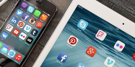 Why Social Media Integration Is So Important for Mobile Apps?   iPhone Applications Development   Scoop.it