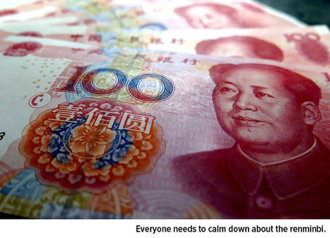 China: QE, Depreciation and Gold | Gold and What Moves it. | Scoop.it