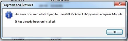 Uninstall Software Guides - How to Completely Remove Programs with Software Removal Tips: Can't Uninstall McAfee in Windows 8 – What is The Best Way to Totally Delete McAfee Security Center?   Unistaller Helper---How to Force Your PC to Uninstall Unwanted Program   Scoop.it