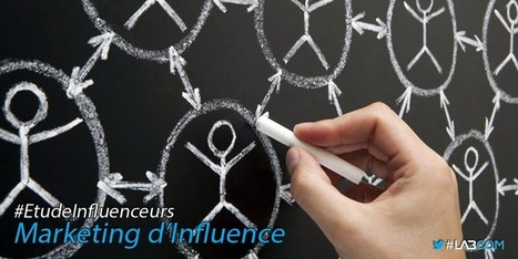 [ETUDE] Marketing d'Influence : pratiques et perspectives des professionnels de la communication | LABCOM | Maketing digital | Scoop.it