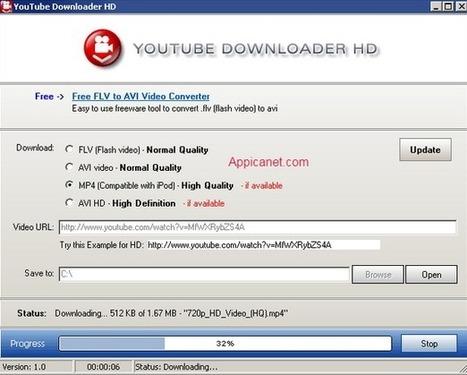 Télécharger les vidéos YouTube gratuitement- l'ultime solution- au pluriel | Au fil du Web | Scoop.it
