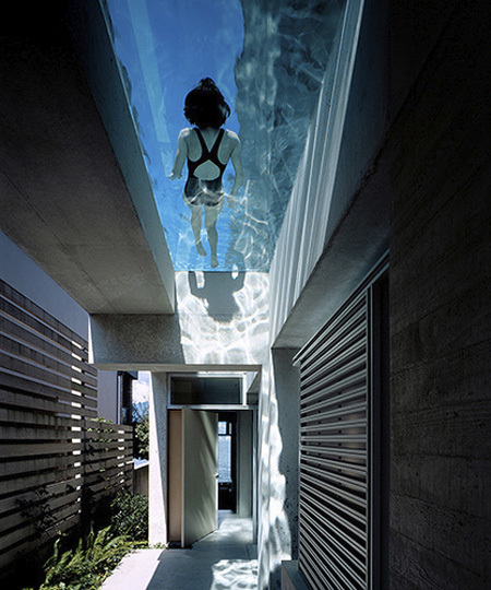 15 Of The World's Coolest Swimming Pools | 建築 | Scoop.it