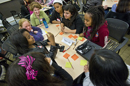 Scientists and high school girls collaborate | iSGTW | Gender-Balanced Leadership | Scoop.it
