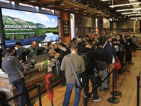 REI closing on Black Friday for 1st time in push to #OptOutside   Kickin' Kickers   Scoop.it