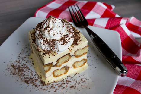 Tiramisu Semifreddo Recipe | Le Marche and Food | Scoop.it
