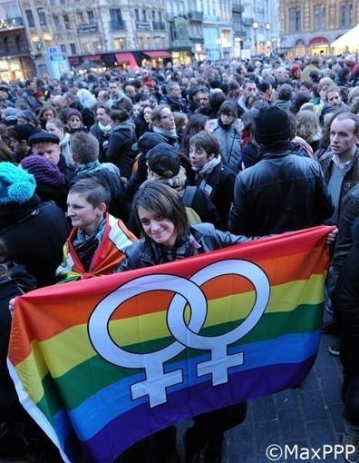 Manif pro-mariage gay : « On est presque au bout du chemin » | Mariage pour tous et toutes. | Scoop.it