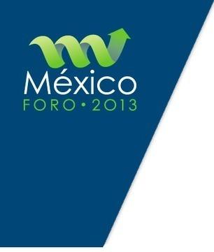 Foro México 2013 - Políticas Públicas para un Desarrollo Incluyente | Un poco del mundo para Colombia | Scoop.it