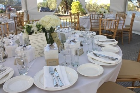 Wedding Crockery | Wedding Crockery Hire - Wedding Marquees | Event Hire Peninsula | Scoop.it