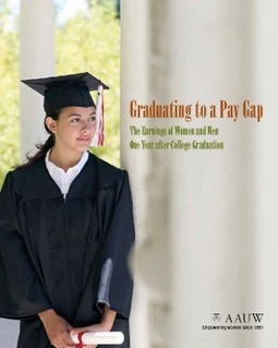 Graduating to a Pay Gap: The Earnings of Women and Men One Year After College Graduation | IssueLab | Research Development | Scoop.it