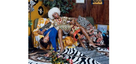 Muse: Mickalene Thomas Photographs and tête-à-tête | What's new in Visual Communication? | Scoop.it
