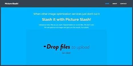 PictureSlash: Réduire le poids de plusieurs photos simultanément | Neadkolor.com | Articles du graphiste Nead Kolor | Scoop.it