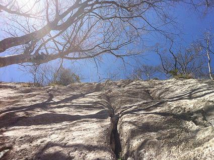 Climber allo sbaraglio: la falesia di Fonte Avellana | Le Marche un'altra Italia | Scoop.it