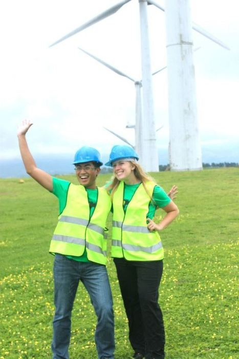 The GREEN Program is study abroad for future renewable energy leaders | Temple University Department of Journalism Student Work | Scoop.it