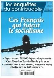 / Ces Français qui s' expatrient pour fuir le socialisme - Observatoire des subventions | L'immobilier à l'étranger | Scoop.it
