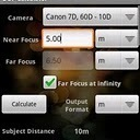 DOF Calculator - Android app on AppBrain | Android Apps | Scoop.it
