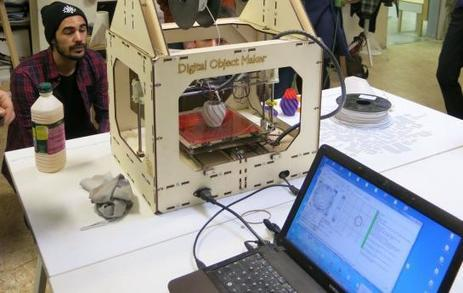 A Malakoff, on construit son Fab Lab - Le Parisien | Fab-Lab | Scoop.it