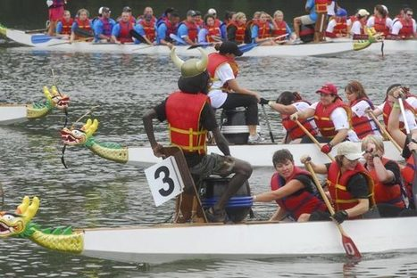 Dragon Boats lined up for Regional Cancer Centers - Johnson City Press (subscription) | Paddler News | Scoop.it