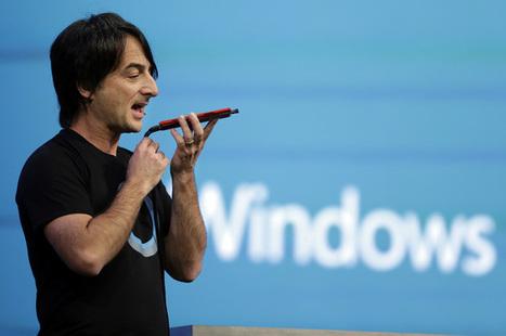 Wolverton: Microsoft wants you to fire Siri - San Jose Mercury News | Windows Phone | Scoop.it