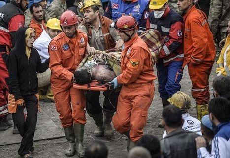 Le gouvernement turc mis en cause après la catastrophe minière de Soma | Géopolitique de la Turquie | Scoop.it