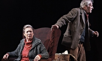 Conservatory review – 'Echoes of Beckett are everywhere' | The Irish Literary Times | Scoop.it
