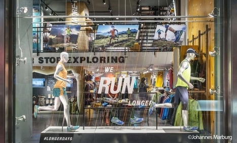The North Face flagship store by Green Room, Milan – Italy »  Retail Design Blog   Retail Store Design   Scoop.it