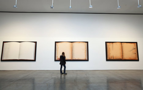 Ed Ruscha at Gagosian Gallery in Chelsea | Cotemporary Art and Culture | Scoop.it