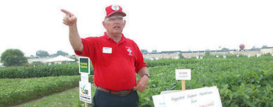 NCSU's Dunphy, Koenning Involved In Award Winning Crop Protection | Research from the NC Agricultural Research Service | Scoop.it