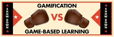 Gamification and Game-based Learning: When to Use Them by Andrew  Hughes | Tech, games and art in education | Scoop.it