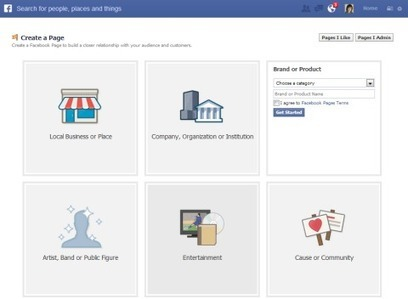 How to Set Up a Facebook Page for Business   Social Media Examiner   Book Promotion and Marketing   Scoop.it