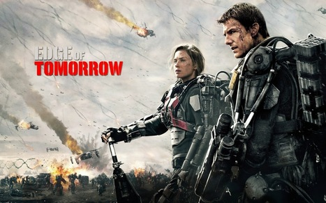 Cineblogywood: Edge of Tomorrow : une avant-première sans fin | Edge of Tomorrow - Premiere Stunt | Scoop.it