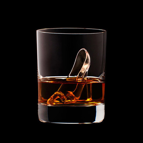 Drink up, 3D-printed ice cubes! | The Jazz of Innovation | Scoop.it