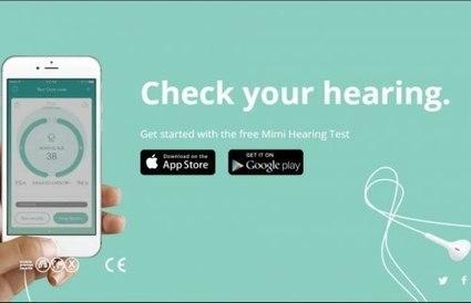 Mimi Hearing : l'application qui évalue ton audition | Handimobility | Scoop.it