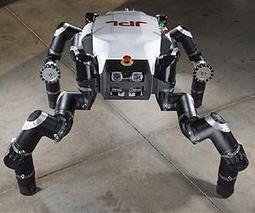 JPL's RoboSimian to compete in DARPA Robotics Challenge Finals | Heron | Scoop.it